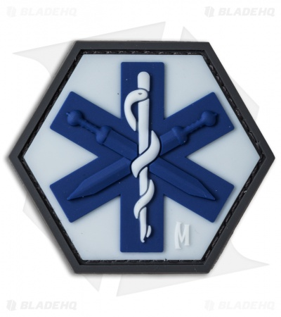"Maxpedition 2.3"" x 2.0"" Medic GladII PVC Patch (Glow)"