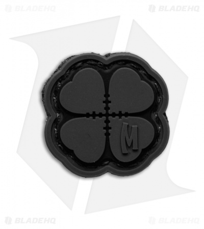"Maxpedition 0.94"" x 0.94"" Mini Lucky Shot Clover Micropatch PVC (SWAT)"