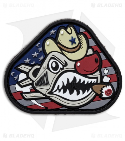 "Maxpedition 2.3"" x 1.9"" Murica PVC Patch (Full Color)"