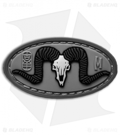 "Maxpedition 1.9"" x 1.0"" Ram PVC Patch (Swat)"