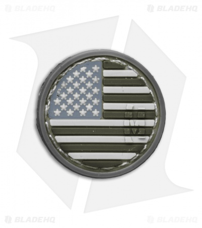 "Maxpedition 0.98"" x 0.98"" US Flag Micropatch PVC (Arid)"