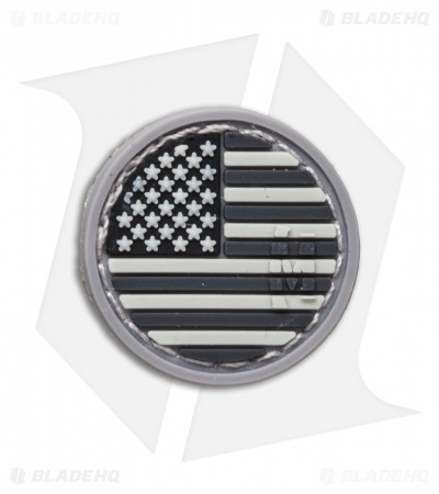 "Maxpedition 0.98"" x 0.98"" US Flag Micropatch PVC (SWAT)"