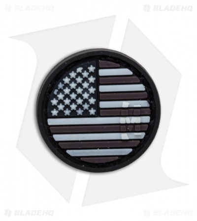 "Maxpedition 0.98"" x 0.98"" US Flag Micropatch PVC (Glow)"