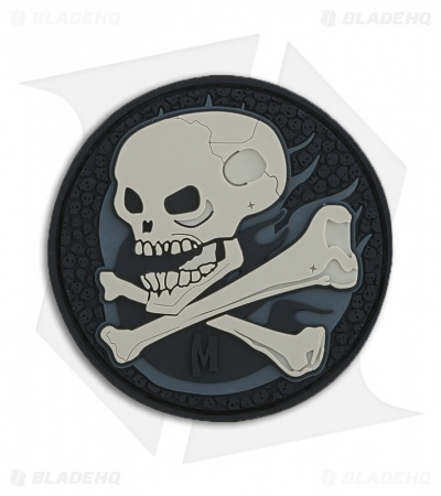 "Maxpedition 2.75"" x 2.75"" Skull PVC Patch (Swat) SKULS"