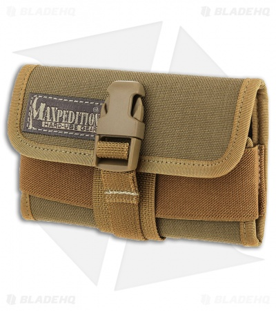 Maxpedition Horizontal Smart Phone Holster Khaki PT1021K