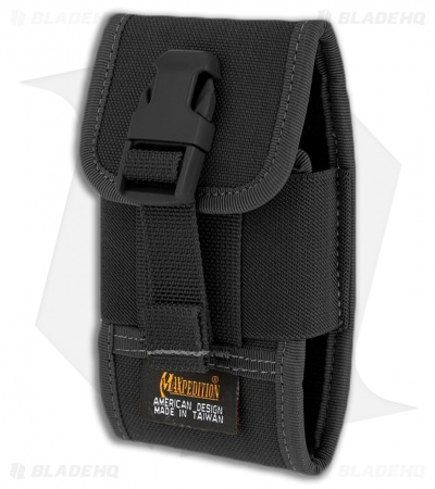 Maxpedition Vertical Smart Phone Holster Black PT1022B