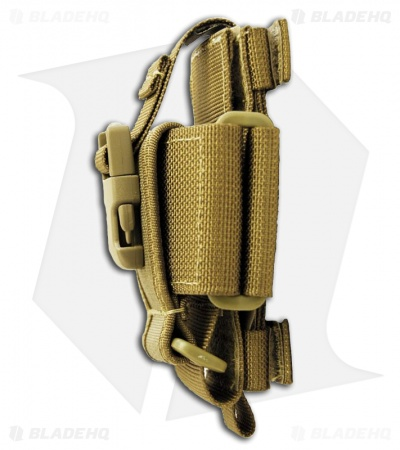 Maxpedition CP-M Medium Cellular Telephone Hand Radio Sheath Khaki 0101K