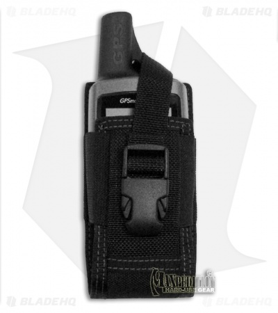 "Maxpedition 5"" Clip-On Phone Holster Black Pouch 0110B"