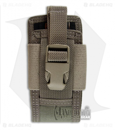 "Maxpedition 5"" Clip-On Phone Holster Foliage Green Pouch 0110F"