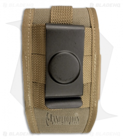 Maxpedition Clip-On Phone Holster Khaki Pouch 0112K