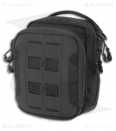 Maxpedition AGR Accordion Utility Pouch Pack Black AUPBLK