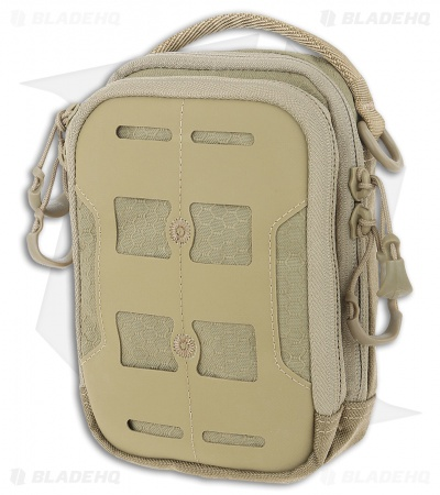 Maxpedition AGR Compact Admin Pouch Tan CAPTAN