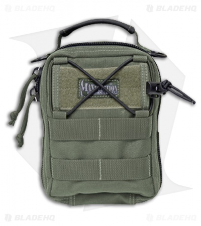 Maxpedition FR-1 Foliage Green Utility Pouch First Aid Bag 0226F
