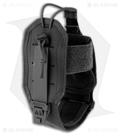Maxpedition RDP Radio Pouch (Black) RDPBLK
