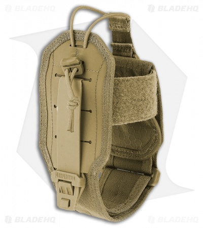 Maxpedition RDP Radio Pouch (Tan) RDPTAN
