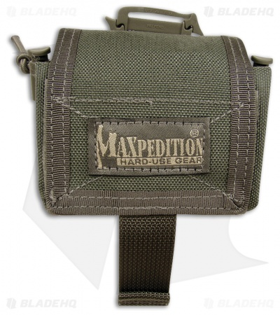 Maxpedition Rollypoly MM Foliage Green Folding Dump Utility Pouch 0208F