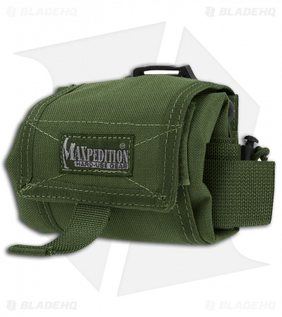 Maxpedition Mega RollyPoly Folding Dump Pouch OD Green 0209G