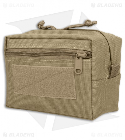 "Maxpedition 5"" x 7"" x 4"" Horizontal GP Pouch Khaki 0243K"