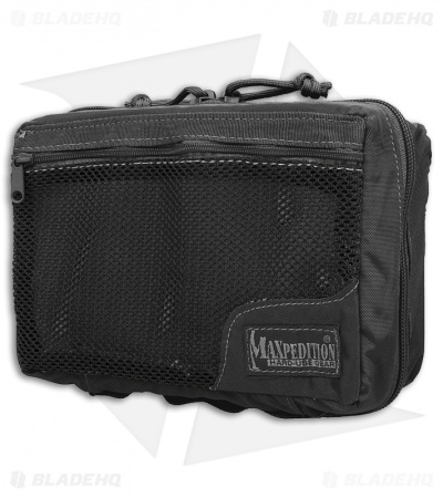 Maxpedition Individual First Aid Pouch Black Bag 0329B