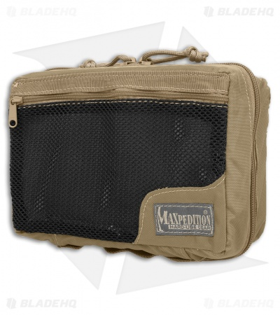 Maxpedition Individual First Aid Pouch Khaki Bag 0329K