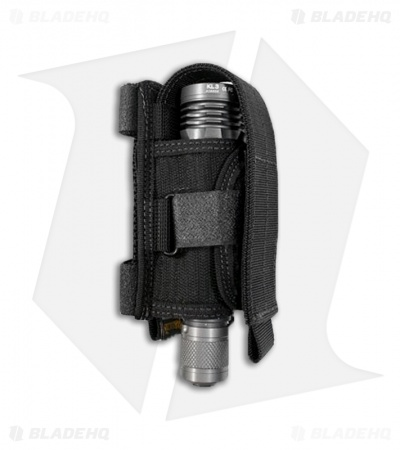 Maxpedition UFBS Universal Flashlight/Baton Sheath Black 1708B