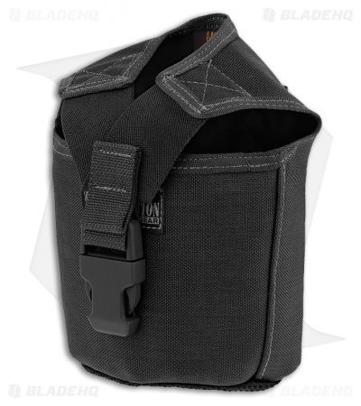 Maxpedition 1-QT USGI Canteen Black Pouch 0330B