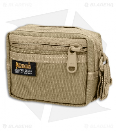 Maxpedition Three by Five Khaki Pouch 0213K