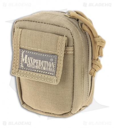 Maxpedition Barnacle Khaki Utility Pouch 2301K