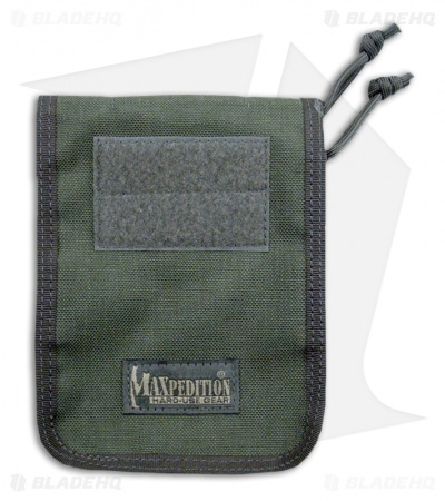 "Maxpedition 4"" x 6"" Notebook Cover Foliage Green 3303F"
