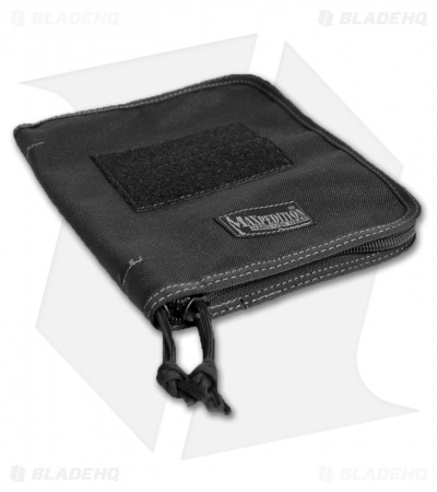 Maxpedition Field Binder Black Cover 3305B