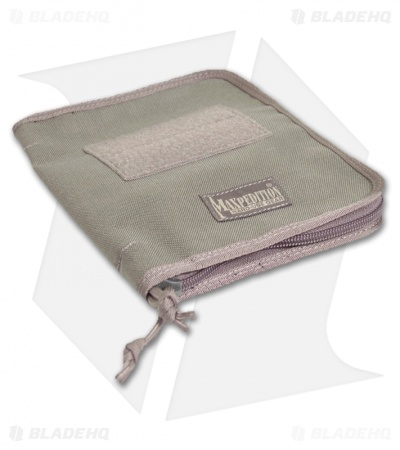 Maxpedition Field Binder Foliage Green Cover 3305F