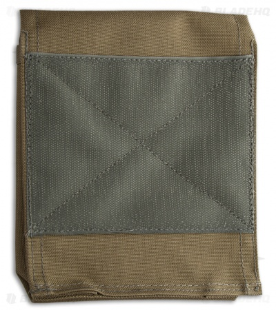 "Maxpedition 6"" x 6"" Hook & Loop Utility Pouch Insert Khaki-Foliage 9838KF"