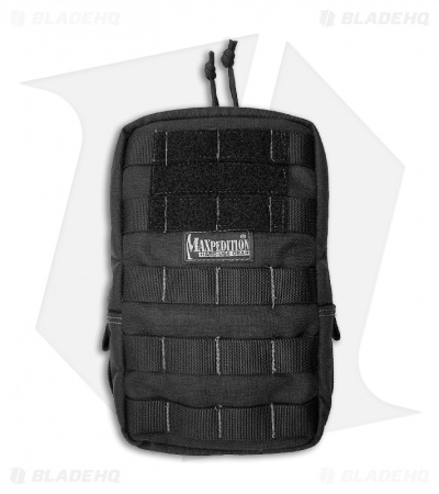 "Maxpedition 6"" x 9"" Padded Black Pouch 0250B"