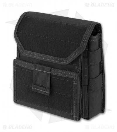 Maxpedition Monkey Combat Admin Pouch Black Bag Pouch 9811B