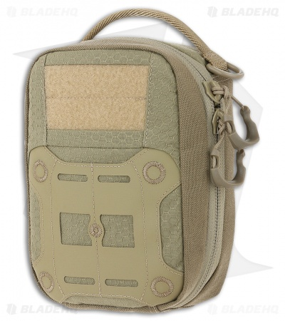 Maxpedition AGR First Response Utility Pouch Tan FRPTAN