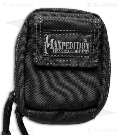 Maxpedition Barnacle Black Utility Pouch 2301B