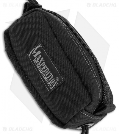 Maxpedition Cocoon EDC Pouch Black PT1155B
