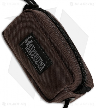 Maxpedition Cocoon EDC Pouch Dark Brown PT1155BR
