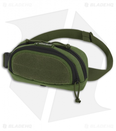 Maxpedition Pili Versipack OD Green Outdoor Fanny Pack Bag 0479G