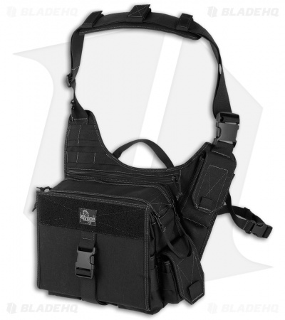 Maxpedition Jumbo A.S.R. Active Shooter Response Versipack Black PT1049B