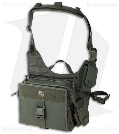 Maxpedition Jumbo A.S.R. Active Shooter Response Versipack Foliage Green PT1049F