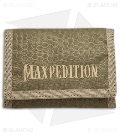 Maxpedition TFW Tri Fold Wallet (Tan) TFWTAN