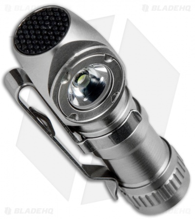 MecArmy FM11 Stainless Steel Head Lamp CREE XP-G2 S4 (130 Lumens)