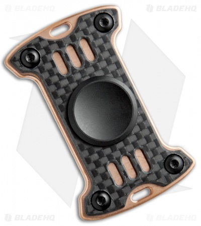 MecArmy GP1 Copper Fidget Spinner (Carbon Fiber)