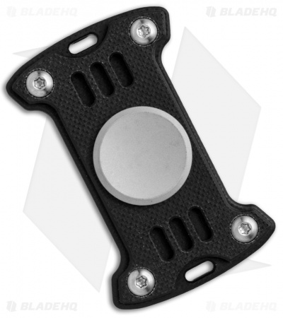 MecArmy GP1 G-10 Fidget Spinner (Black)