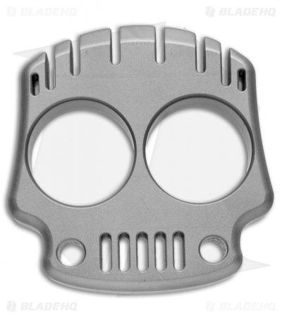 MecArmy TK-F Two-Finger Knuckle Titanium Paperweight