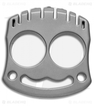 MecArmy TK-M Two-Finger Knuckle Titanium Paperweight