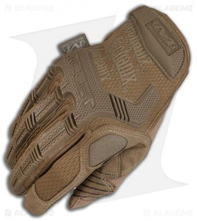 Mechanix Wear M-Pact Gloves (Coyote Brown)
