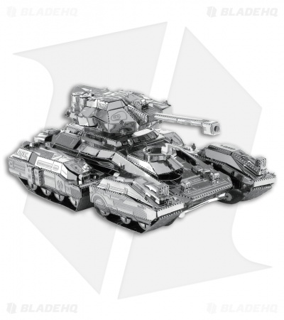 Halo UNSC Scorpion - Fascinations Metal Earth 3D Steel Models