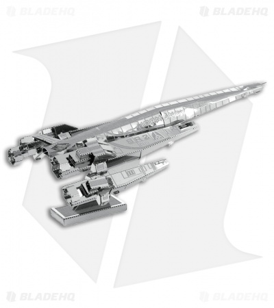 Mass Effect SR2 Normandy - Fascinations Metal Earth 3D Steel Models